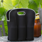 TOPPERS™ Six Beer Bottle Neoprene Tote