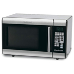 CUISINART<sup>®</sup> 1-Cubic Foot Stainless Steel Microwave Oven